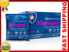 OLIMP Flexagen 30x12g KOLLAGEN TYP II & Kollagen - 4FLEX, GELENKE REGENERATION