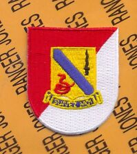 US Army 14th Armored Cavalry Regiment ACR beret flash patch