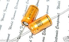 1pcs - ROE EG 1000uF (1000µF) 40V Axail Capacitor - For Audio