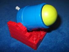 LEGO DUPLO ERSATZTEIL ZIRKUS PIRATENSCHIFF 5593 7881 o. 7880 KANONE mit PFEIL