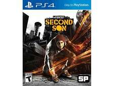 inFAMOUS: Second Son Standard Edition (PlayStation 4)