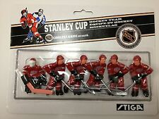 Stiga Hockey Team - Detriot Red Wings - Old Series (Approx 2002)