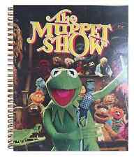 for THE MUPPET SHOW / Kermit / Miss Piggy fans!  Album Cover Notebook vintage!!!
