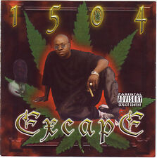 1504 EXCAPE MINT 1998 OG 1st Press Blac Mafia Prod., D.T.O. Records, Pine Bluff