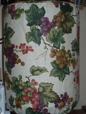 GRAPES VINES LEAVES BEIGE 5 GALLON WATER COOLER BOTTLE COVER KITCHEN DECORATION
