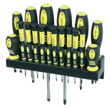 Mannesmann Screwdriver Set    18 pcs    Chrome Vanadium    Magnetic Tips GS TUV
