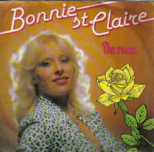Bonnie St Claire-De Roos vinyl single