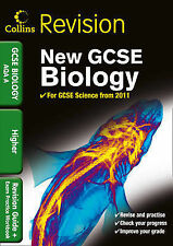 Collins GCSE Revision - GCSE Biology AQA A: Revision Guide and Exam Practice Wor