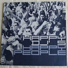 Schallplatte Maxi-Single Happy DJ`s / Happy People