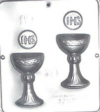 Chalice and Host Religious Chocolate Candy Mold  418 NEW