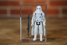 Vintage Star Wars ESB Loose Hoth Snowtrooper Action Figure AFA 85 NM+