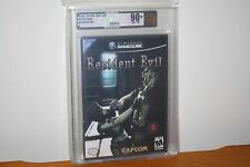 Resident Evil REmake (Gamecube) NEW SEALED MINT GOLD VGA 90+! SUPER HIGH GRADE!