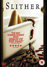 SLITHER - DVD - REGION 2 UK
