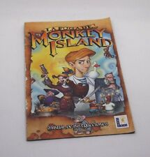 La foga de Monkey Island  manual de instrucciones ps2 playstation 2