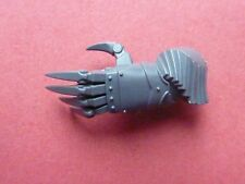 Space Marine Cataphractii Terminator LEFT LIGHTINING CLAW (A) Betrayal at Calth