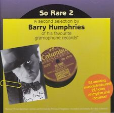 [NEW] 2CD: SO RARE 2: A SECOND SELECTION BY BARRY HUMPHRIES