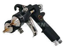 Double Head Spray Gun Dual Air Paint Sprayer 40cm spray pattern 4245
