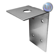 L Bracket Antenna Mount OPEK Universal Antenna Mount - Stainless Steel