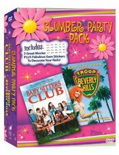 NEW The Babysitter's Club & Troop Beverly Hills (DVD)