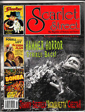 Scarlet Street Magazine Horror #15 Summer 1994 Hammer Horror Acquanetta Cheetah