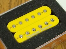 NEW USA Seymour Duncan SH-4 JB Humbucker PICKUP Bridge Guitar Yellow Custom