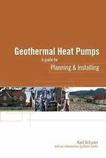 Geothermal Heat Pumps: A Guide for Planning and Installing-ExLibrary