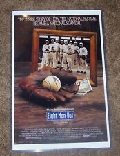Eight Men Out 11X17 Movie Poster John Cusack Charlie Sheen Sweeney