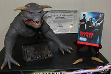 "Ghostbusters TERROR DOG Figure AS SEEN ON ""Baggage Battles"" Movie Scale Model"
