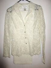 NWT WOMEN'S JONES NEW YORK  2 PIECE TOP AND PANT SET SIZE 6 NWT*