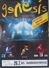 Genesis - Kiel 1992 Rare Original Tourposter