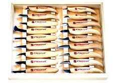 FLEXCUT DELUXE 18 PIECE WOOD CARVING KNIFE SET - BRAND NEW / USA