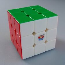 New Magic YJ Moyu Yulong 3x3x3 Speed Cube Puzzle Stickerless Smooth Toys Gift