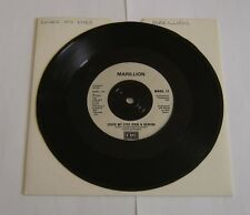 "Marillion Cover My Eyes 7"" Single - EX"