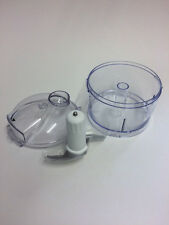 KENWOOD Mini Chopper Replacement Kit - Incl. Bowl, Blade & Lid - CH180 **NEW**