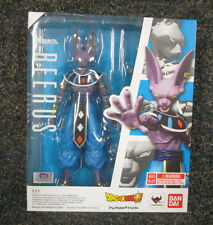 DRAGON BALL Z BEERUS FUNIMATION S.H. FIGUARTS BAN DAI ACTION FIGURE BRAND NEW