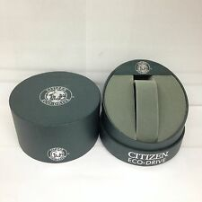 CITIZEN Eco-Drive Original Watch Box Presentation Storage Case