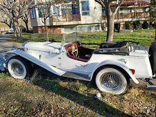 1929 Mercedes Benz Gazelle Reproduction with Ford Pinto Chassis