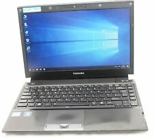 Toshiba Portege R830-104 Laptop,320GB HDD, Core i5 @2.50Ghz, 4GB Ram, Windows 10