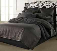 SHERIDAN 1200TC MILLENNIA ANTHRACITE Standard Pillowcases BRAND NEW