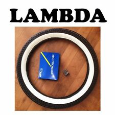 White Wall Tyre 275 x 17 & Rim Tape & Tube for Honda CT110 CT90 Postie Bikes