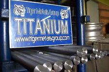 """CP Grade 2 Titanium Round Bar (2.5"""" Diameter x 6.25"""" Length) #437JM"""