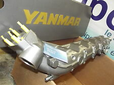 YANMAR Marine Diesel Serie 6BY MANIFOLD EXHAUST 120660-13030 New parts in stock