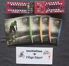 CYCLISME  5 DOCUMENTS DU TOUR DE FRANCE 2013