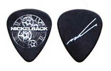 Nickelback Mike Kroeger Signature Black Guitar Pick - 2012 Tour