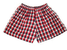 "25""-32""  Free Size RED Men's Boxer Shorts  Laid back comfort!"