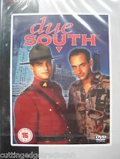 Due South Pilot Episode (DVD) NEW SEALED Region 2 PAL
