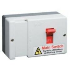 MAIN SWITCH FUSE 80A  FUSEBOX SINGLE PHASE METERBOARD DB700 ( MEM 800KMF)
