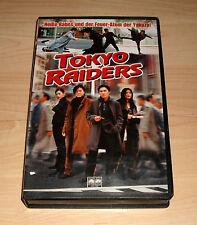 VHS - Tokyo Raiders - Eastern - Videokassette