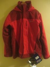 Berghaus Arisdale Mens Coat Jacket - Red - Small - BNWT
