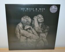 OF MICE & MEN - Cold World, Limited 1st Press COLORED VINYL Gatefold + Download